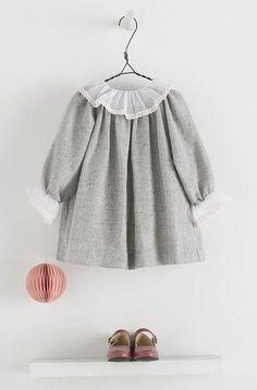 Ideas fashion kids dress products for 2019 Fashion Kids, Little Girl Fashion, Toddler Fashion, Vintage Kids Fashion, Little Girl Dresses, Vintage Girls Dresses, Baby Dresses, My Baby Girl, Baby Sewing