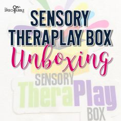 The Sensory TheraPlay Box is a monthly subscription service just for speech-language pathologists! This service provides you a new box each month full of toys designed to help with sensory issues. Read my review about Sensory TheraPlay Box and learn more