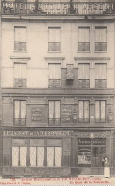 Restaurant Rue Villiers Isle D Adam Et Rue Pyrenees Paris