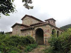 Santa María de Lebeña, Cillórigo. #Cantabria #Spain #Travel