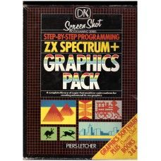 Step-By-Step Programming ZX Spectrum+ Graphics Pack for ZX Spectrum from Piers Letcher/Dorling Kindersley (ISBN 0-86318-117-1)
