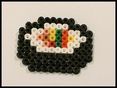 Maki Sushi hama beads by TodoHama