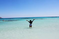 Travel: Elafonissi Beach, Crete and Beach Outfit Top Blogs, Crete, Train, Lifestyle, Beach, Diaries, Outfits, Travelling, Tops