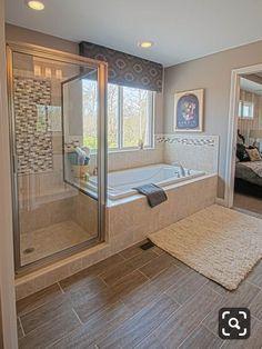 Bathroom Design Luxury, Bathroom Layout, Modern Bathroom Design, Bathroom Ideas, Master Bathroom Shower, Small Bathroom, Master Bathrooms, Bathroom Faucets, Master Bath Remodel