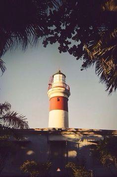 Sainte-Suzanne lighthouse - Reunion Island