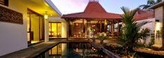 Villa Kayu Mimpi, Sanur.