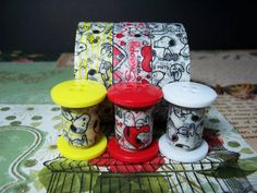 3 Yards masking tapes snoopy collection by Mashimacrafts on Etsy, $3.00