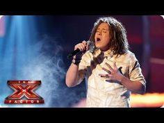 Luke Friend sings Let Her Go by Passenger - Live Week 2 - The X Factor 2013.  what a talented, adorable entertainer!