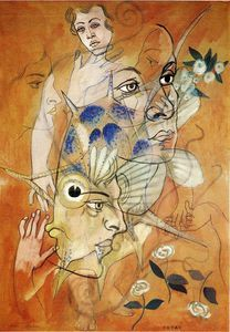 Untitled (4222) - (Francis Picabia)