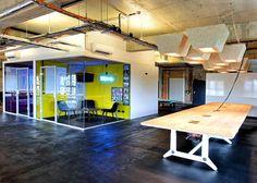 Het nieuwe hoofdkantoor van Soundcloud in Berlijn http://www.kantoorruimtevinden.nl/blog/het-nieuwe-hoofdkantoor-van-soundcloud-berlijn/