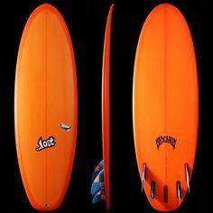 LOST Lazy Boy surfboard! LOVE IT!