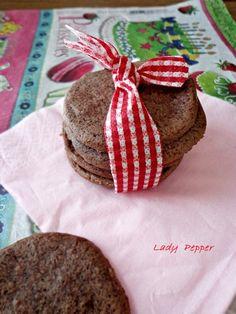 Biscotti cacao e cannella #ricetta di @gcurrenti