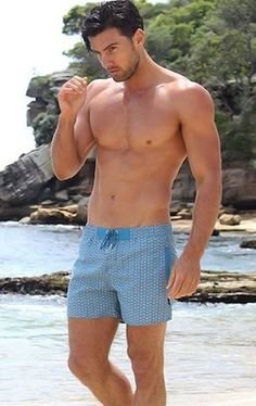 The Only Men's Swimwear Styles You Need - guide for the summer season
