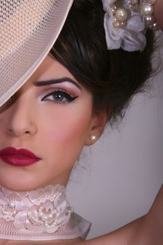 Make sure you wear glamorous makeup and awesome hairstyle to complement the look as well. Here I have some awesome Nose Piercings that will surely gain your attention and you will surely end up buying one for you. Nose Makeup, Hair Makeup, Cute Nose Piercings, Diamond Nose Stud, Formal Makeup, Glamorous Makeup, Classy Makeup, Wedding Makeup, Diy Wedding