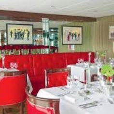 River Empress dining room
