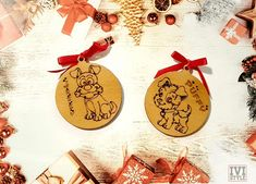 glob personalizat din lemn catel Christmas Ornaments, Holiday Decor, Home Decor, Style, Swag, Decoration Home, Room Decor, Christmas Jewelry, Christmas Decorations