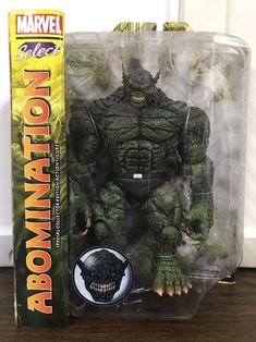Diamond Toys Marvel Select Abomination Collectors Edition Action Figure