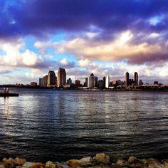 San Diego, California. Coronado