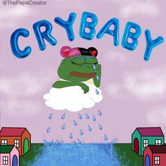 They call you Crypepe, Crypepe, but you don't f*cking care