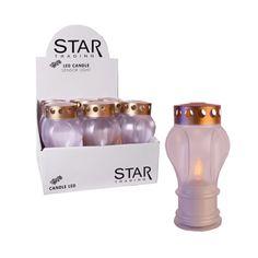 #Aussen- & Gartenleuchten #Star Trading #66-99-48   Star Trading 66-99-48 Dekorative Beleuchtung  Weiß Outdoor Batterie/Akku LED C     Hier klicken, um weiterzulesen.