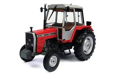 Just Arrived at 3000toys.com: Farm Toys - UNIVERSAL HOBBIES - 4150 - Massey Ferguson 675 2WD Tractor
