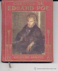 CUENTOS DE EDGARD POE COLECCION ARALUCE EDGAR ALLAN POE 1952 - Foto 1
