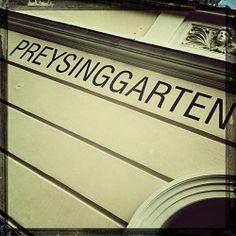Trend Preysinggarten Restaurant M nchen Brunchen im Sommer im Garten unbedingt reservieren