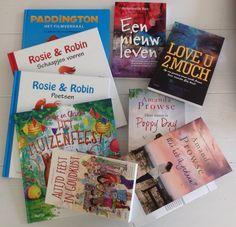 Gesponsord door Aerial Media Company met deze boeken voor Minibieb Shyama in Boekenland. Hartelijk dank :-)  Little free library