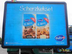 397. - Plakat in Stockach. / 21.09.2014./