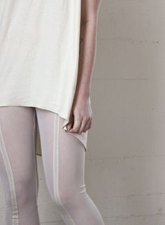Hey, I found this really awesome Etsy listing at https://www.etsy.com/listing/101375640/white-leggings-sheer-mesh-with-stripes