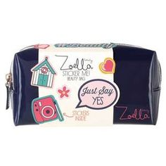 Zoella Sticker Me! Beauty Bag