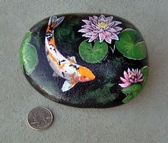 painted garden rocks | ROCK PAINTING!!