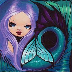 Art: Shyla by Artist Nico Niemi