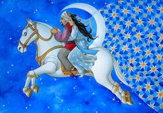 Arabian Nights Publisher - Paulus Editora/Brazil www.veruschkaguerra.com
