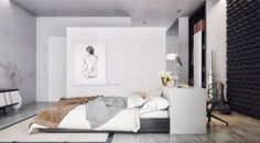 Bedrooms with Neutral Palettes | Home and Interior Design Ideas