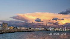 Cadiz Skyline Under Cumulonimbus by Pablo Avanzini Cadiz, Skyline, Clouds, Spaces, Outdoor, Outdoors, Outdoor Games, The Great Outdoors, Cloud