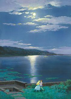 Tagged with wallpaper, anime, beautiful, ghibli, phone; Studio Ghibli Art, Studio Ghibli Movies, Totoro, Erinnerungen An Marnie, Howl's Moving Castle, When Marnie Was There, Grave Of The Fireflies, Film Studio, Hayao Miyazaki