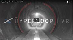 #ProductiveShapeLife - Now you can ride the Hyperloop in virtual reality