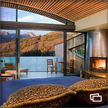 Best California Resorts   Post Ranch Inn - Peak House   Carmel Hotels