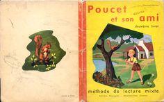 François Garnier - Poucet et son ami livret 2, Hachette 1964