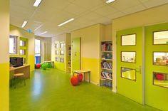 Brede school Wolvega www.jorissensimonettiarchitecten.nl