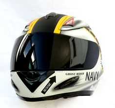 Masei US NAVY 802 Integralhelm - Weltweit versandkostenfrei - Helmets - Home Security Us Navy, Aviation Technology, Full Face Motorcycle Helmets, Custom Helmets, Bike, Motorcycles, Free Shipping, Space, Awesome