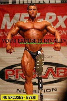 My excuse is invalid