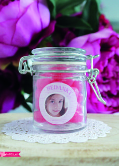 The Weck jar Candy Communion Dank je wel - Lilly is Love Weck Jars, Glamour Party, Alice In Wonderland Party, Birthday Diy, Best Part Of Me, Communion, Cool Gifts, First Birthdays, Candy