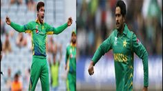 Hassan Ali & Muhammad Amir Wickets in Cricket  Fighting Last T20  XnX