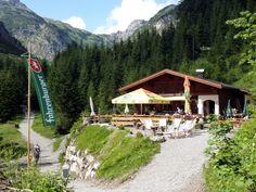 Lechtal - Holzgau Café Uta