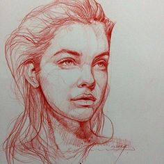 Pencil Portrait Mastery - pencil drawings by Alvin Chong, #illustration - Discover The Secrets Of Drawing Realistic Pencil Portraits