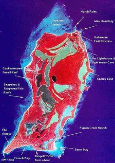 San Salvador Island - Marine Biology