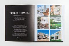 Parterre è Il catalogo fotografico dei prodotti Frigerio Living realizzato con gli scatti delle installazioni in tutta Italia e in Europa.