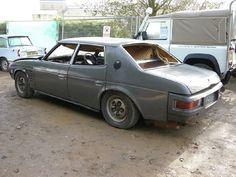 Rover P8 prototype (British motor heritage trust)